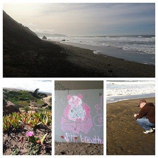 Fort Funston Beach Walk