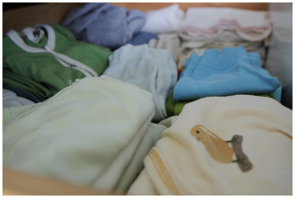 Preparing for baby: organic newborn clothes