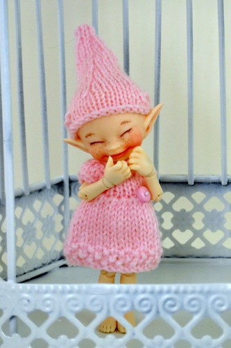 Cute Giggler by elizabeth's*whimsies