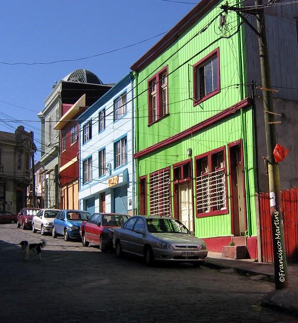 Tasting Valparaíso