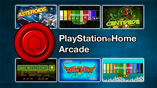 Lead Image - PS Home Arcade