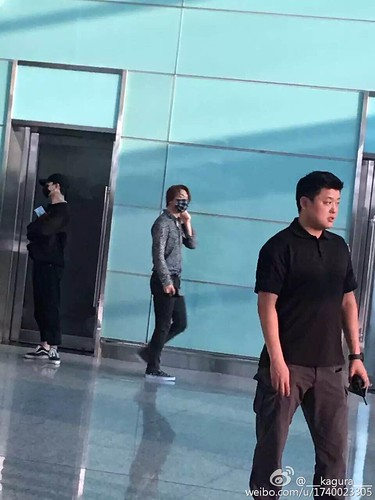 Big Bang - Dalian Airport - 26jun2016 - ___kagura____ - 05