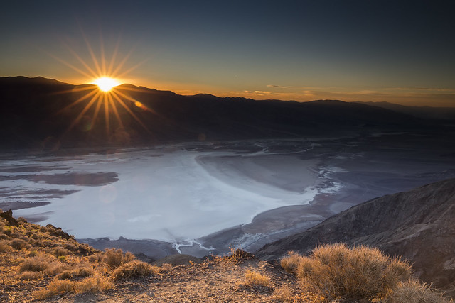 Death Valley Seen from Dante's View
