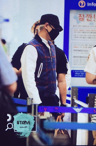 Big Bang - Incheon Airport - 25aug2015 - Utopia - 08