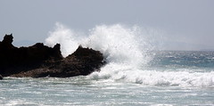 WeatherMaker posted a photo:	We had some quite big waves there