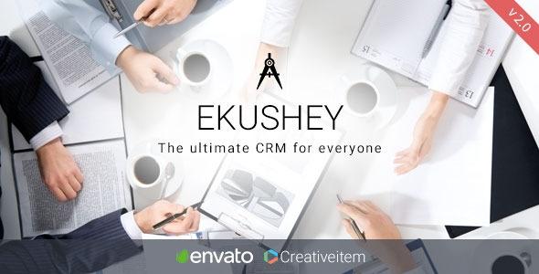 Ekushey v2.2 - Project Manager CRM