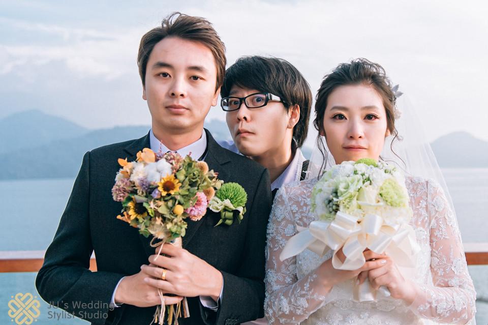 《新秘橘子》Edwin & Amier / 涵碧樓