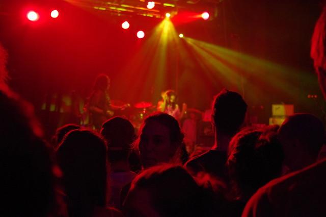 Manu Chao concert