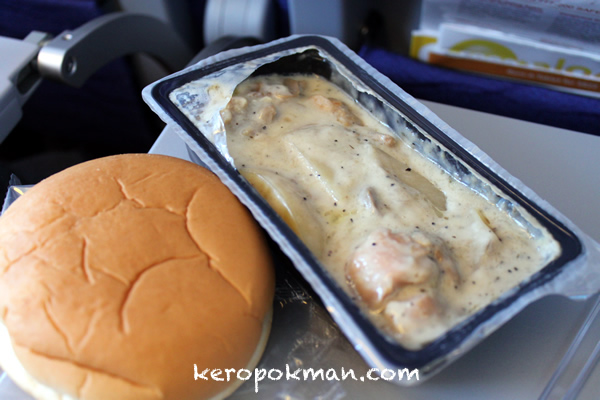 Airline Food, Scoot Airlines (TZ) - SIN-SYD-SIN