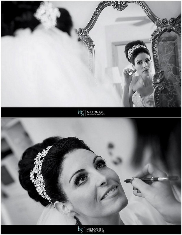 Bridal Styles Bride Michelle, photo - Milton Gil Photographers