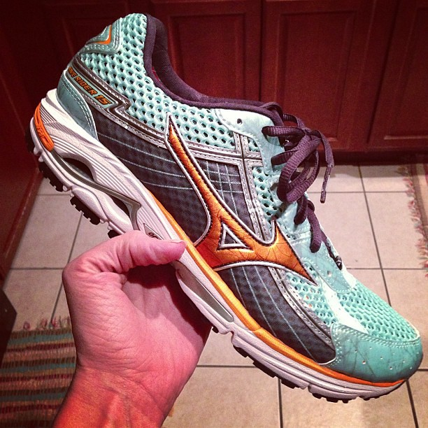 Time for some new long distance shoes!