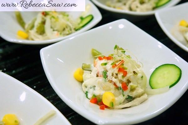 peruvian food KL - Ritz Carlton KL-012