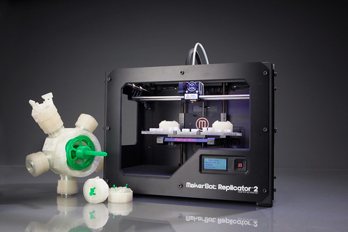 Makerbot Industries - Replicator 2 - 3D-printer 17