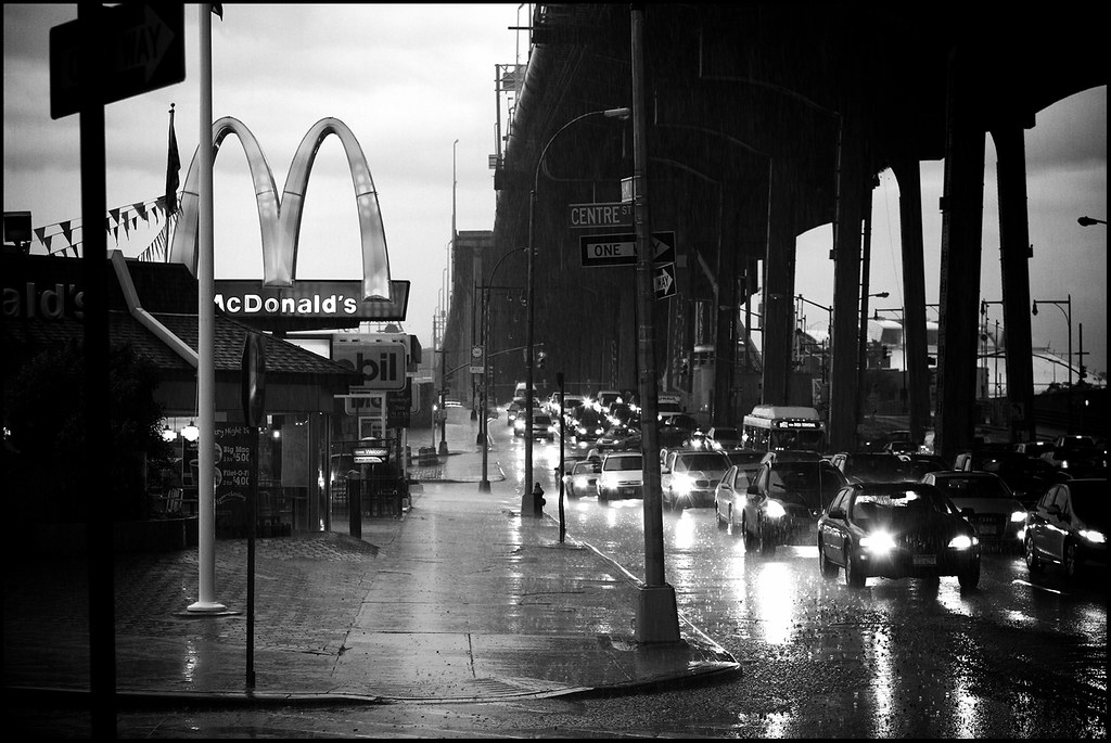 Tuukka13 - Rainy Moments Around Carroll Gardens, Brooklyn - 08.2012 - 3