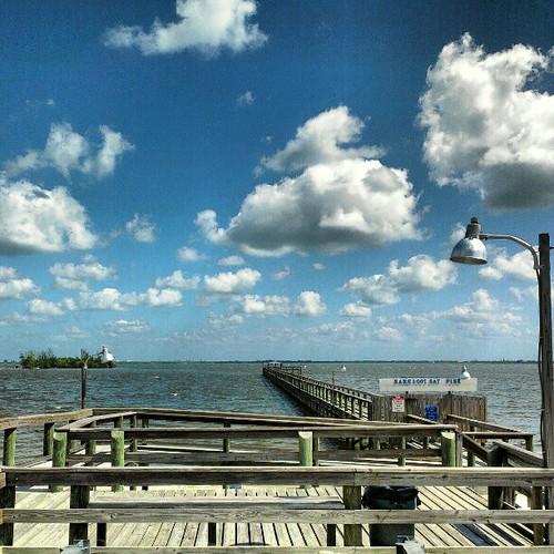 Barefoot Bay #instagram_florida #instaflorida #landscapelovers #flstofmind #florida #intercoastal #cloudporn #skyporn #photowall #igersftl #igerssoflo #waterfront #htcevo4glte