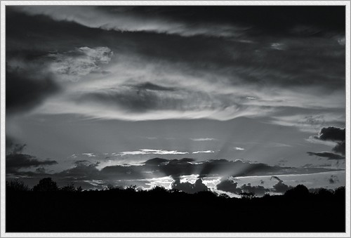 sunset wild sky blackandwhite cold art nature composite clouds manipulated lens landscape photography scotland raw shadows emotion space dramatic places equipment rays complexity pentacon stark awe distance toned lowkey contrasts hdr stacked lightanddark dumfriesandgalloway digikam newtonstewart skyearth cloudappreciation rawconversion pentacon50mm rawstudio enfuse darktable
