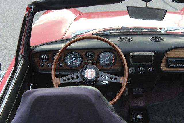 1969 Fiat 850 Spider http://www.flickr.com/photos/carphotosbyrichard/8080805052/