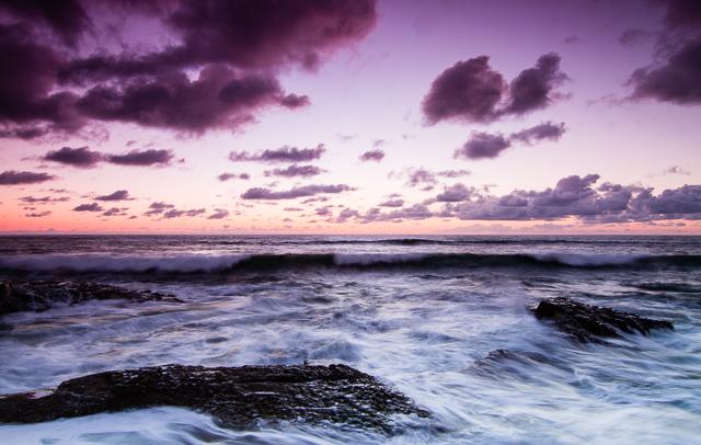 Ocean Beach Sunset 101012 © Michael Klayman-007