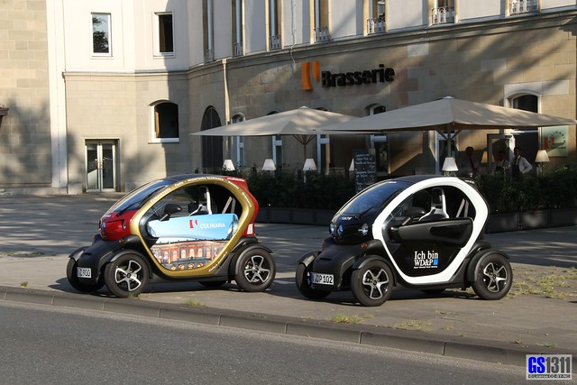 Twizy Car Price Uk