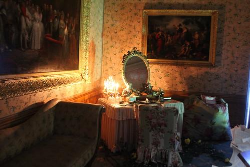 La toilette della principessa for Interno kensington palace