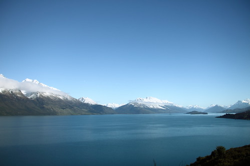 way to Glenorchy (Lake Wakatipu)