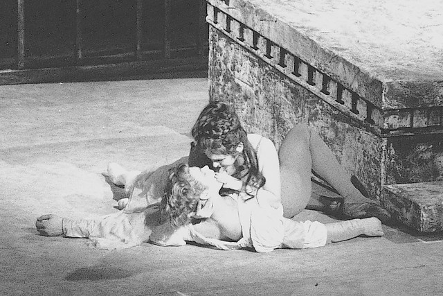 Christopher Gable as Romeo and Lynn Seymour as Juliet in Romeo and Juliet © 1965 Royal Opera House/Donald Southern