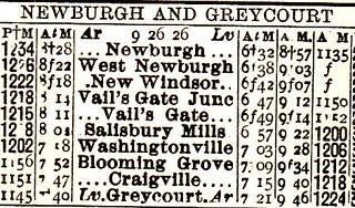 1926 Schedule