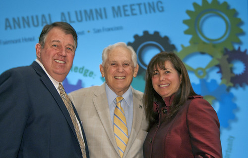 Annual Alumni Meeting 2012