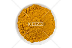 turmeric powder in bowl