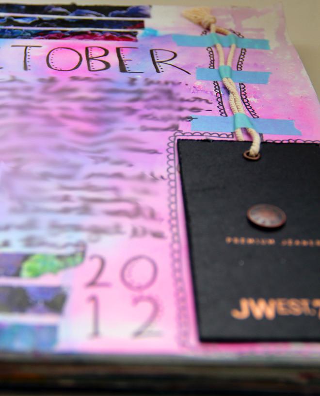 Art Journaling #18