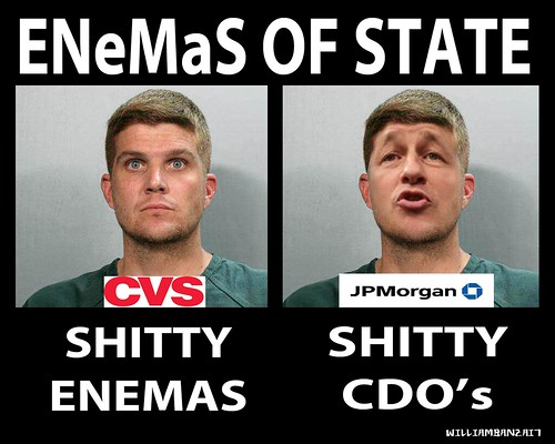 ENEMAS OF STATE by Colonel Flick