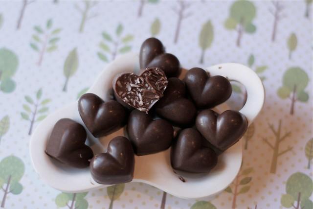 Sjokolade med kokoslag