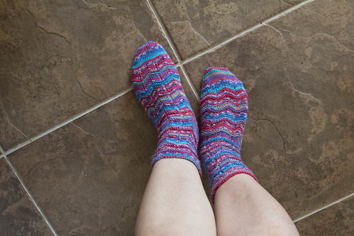 Welt Fantastic socks: complete