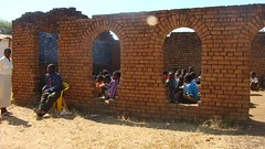 A classroom block of a school in the capital Lilongwe. The government's current position is that an EPA would have to push development. Credit: Mabvuto Banda/IPS