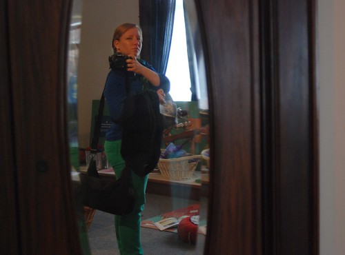 mirror self portrait at swedish institute 3