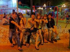My Friends at CV Thỏ Trắng