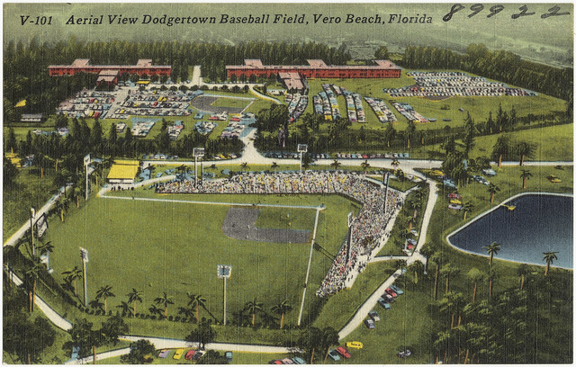 Vero Beach Field Big League Dreams Riverside