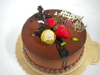 生日蛋糕 提拉米蘇