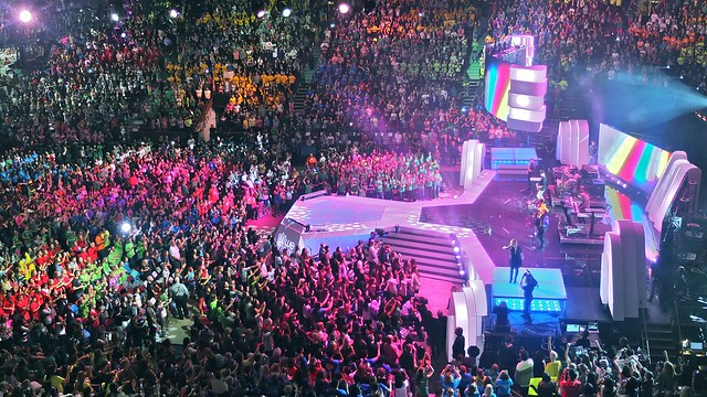 We Day Vancouver 2012 | Rogers Arena