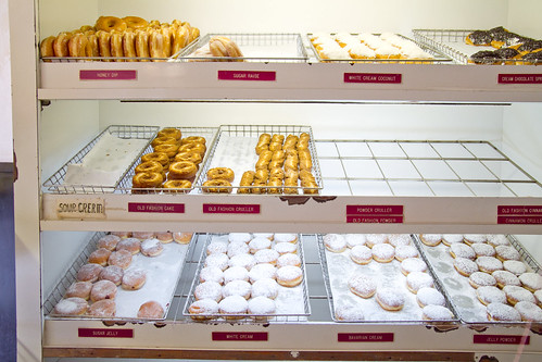 Donut displays