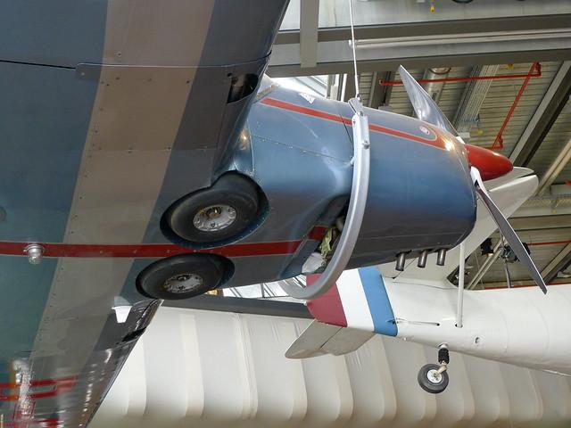 Unterseite: Arado Ar 79 B