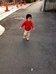 朝散歩 (2012/10/20)