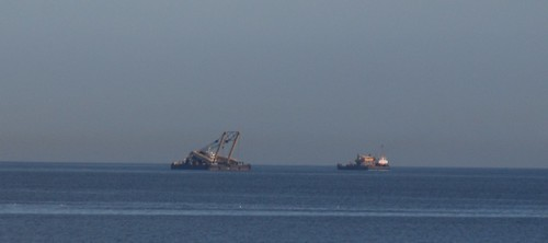 Strange vessels in the Forth