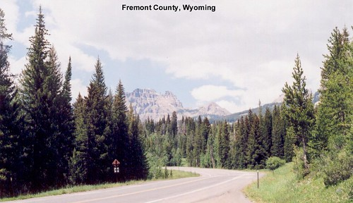 Fremont County WY