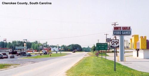 Cherokee County SC