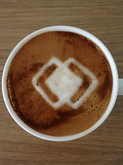 Today's latte, latest Web Intents.