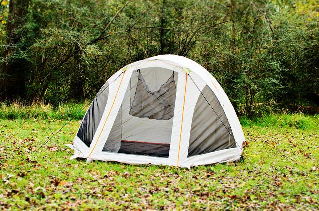 little tent