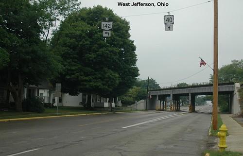 West Jefferson OH