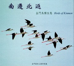南遷北返─金門鳥類生態