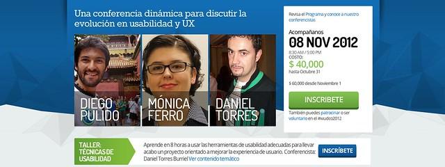 Día Mundial de la Usabilidad. Colombia.
